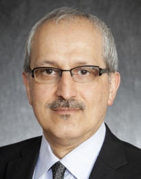 photo of Hossein Kazemi, Ph.D., CFA
