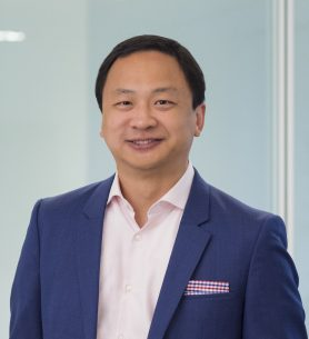 photo of Mike Chen, Ph.D.